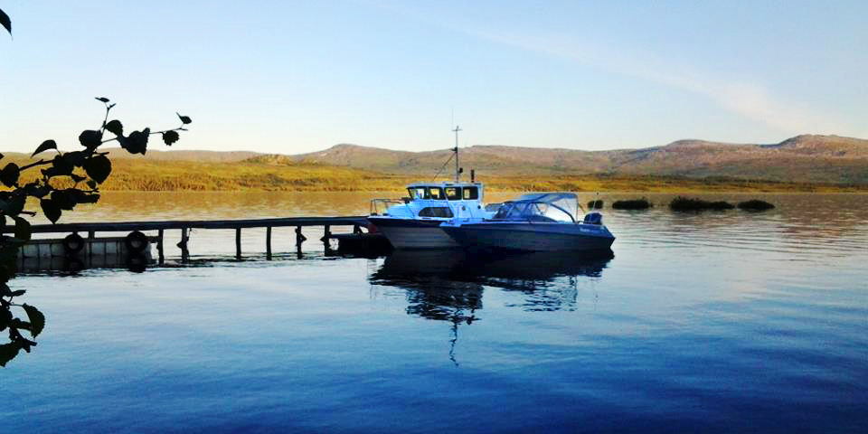 Børgefjellfoten Båt
