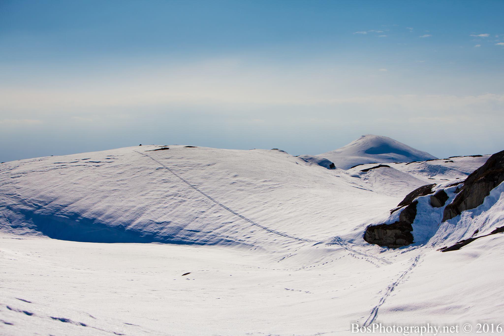 Skiing Derga