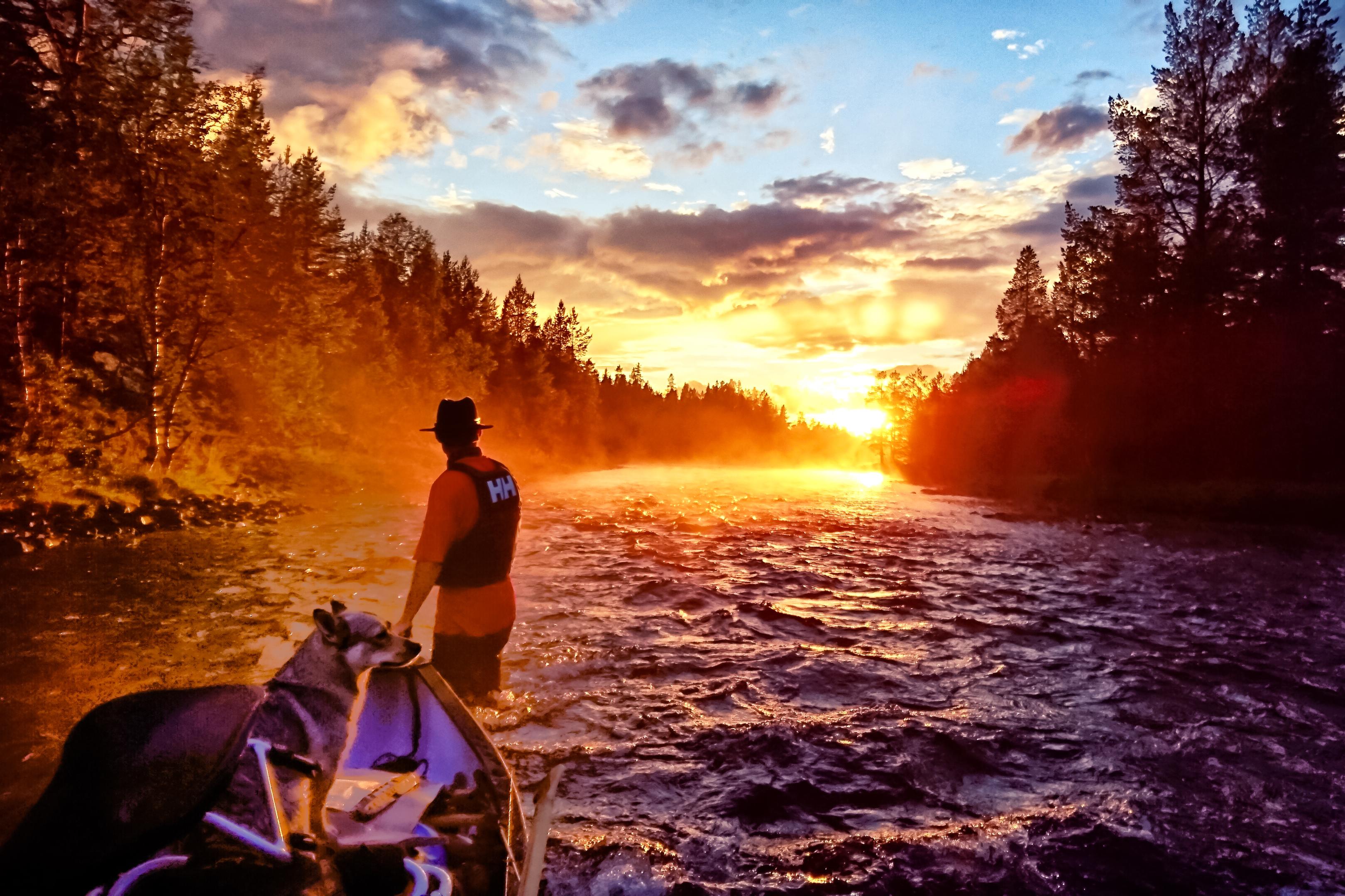 Canoe Excursion