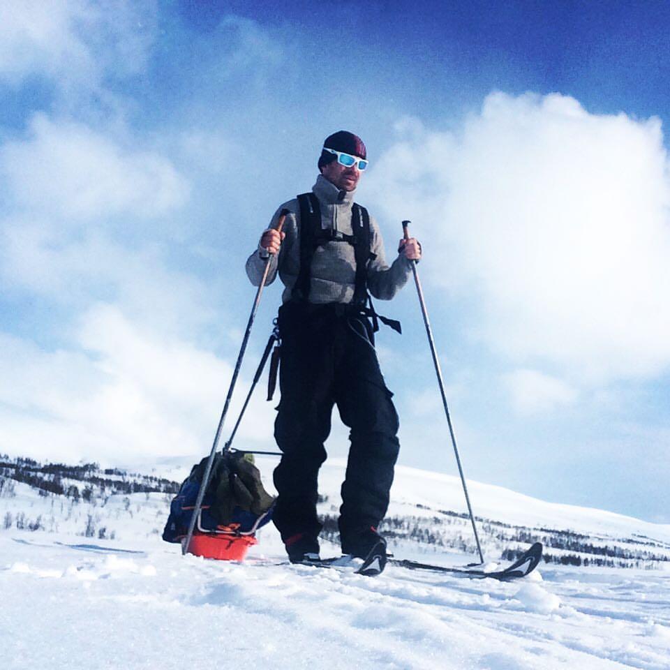 Ekspedisjoner på ski