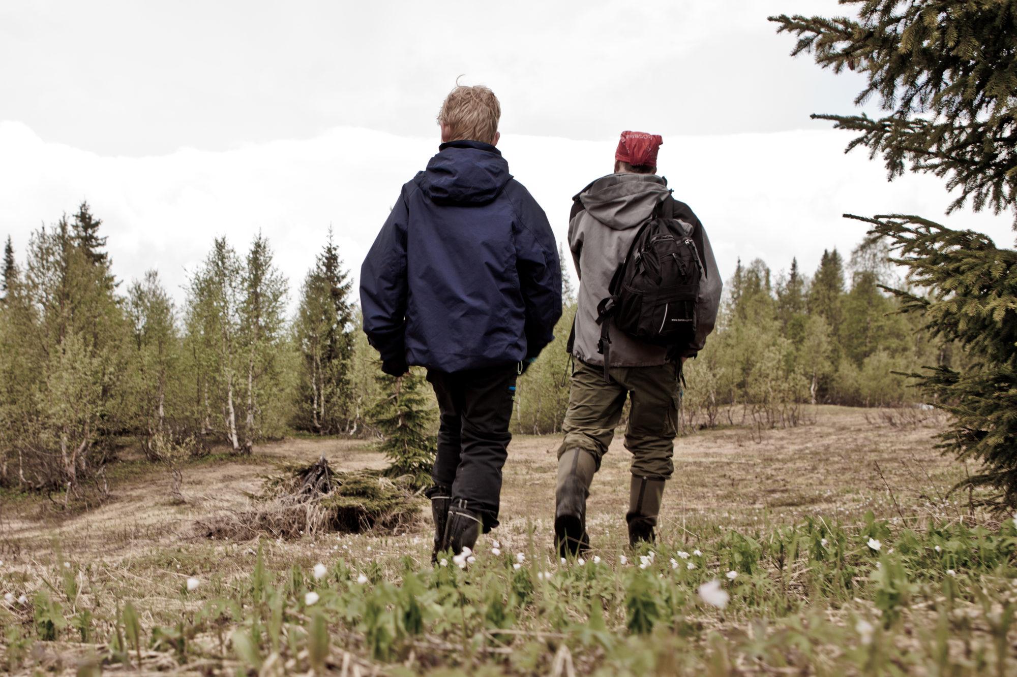 Jakt på Dærga Trollet 18.06.2017-28