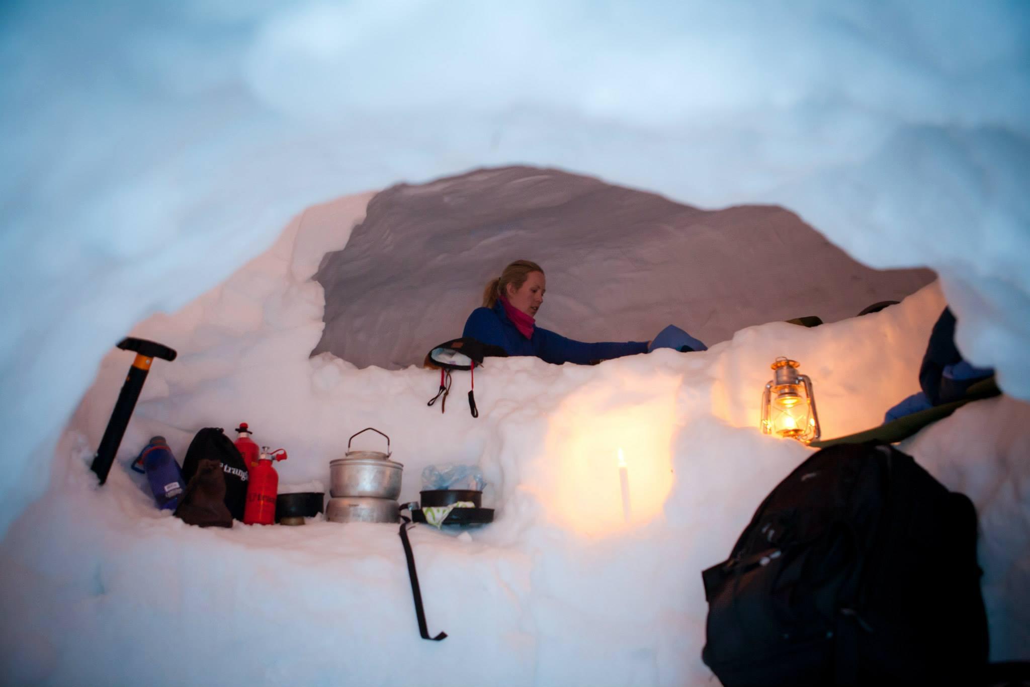 Snøhule Turer